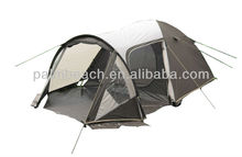 Spacious 2 room 6 person camping family tent