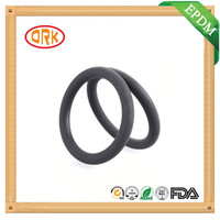 Black Abrasion Resistance EPDM Rubber O Ring Seals