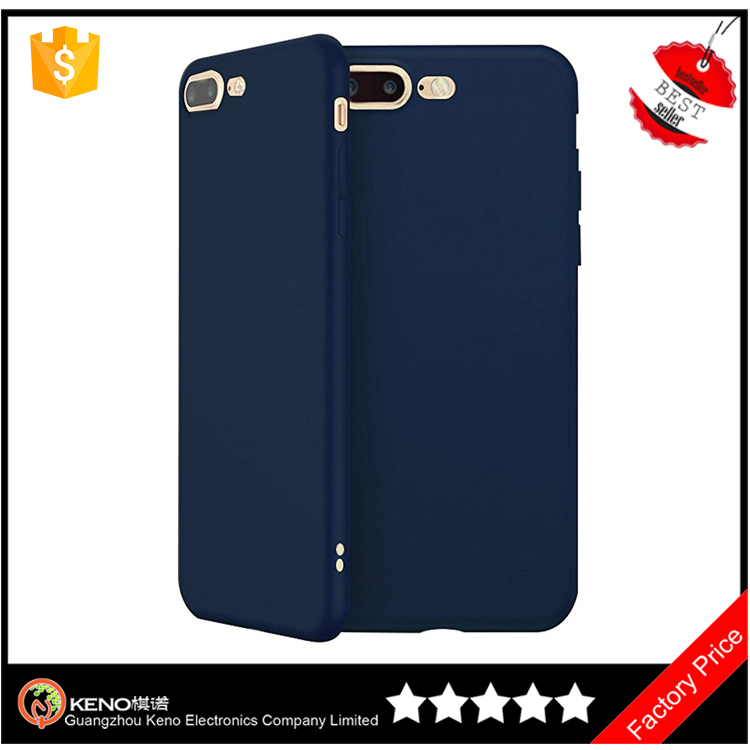 2016 trending products Fancy frosted stylish mobile phone back cover For iPhone 7