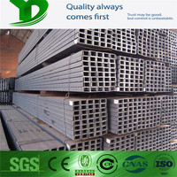 high quality manufacturing hot rolled U channel from china