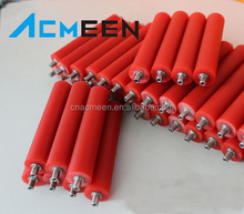 High quality polyurethane rubber roller for printing industry