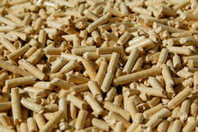 Wood Pellets ready for export