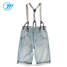2015 Stylish New Baby Girl Jeans Overalls Children Short Jeans