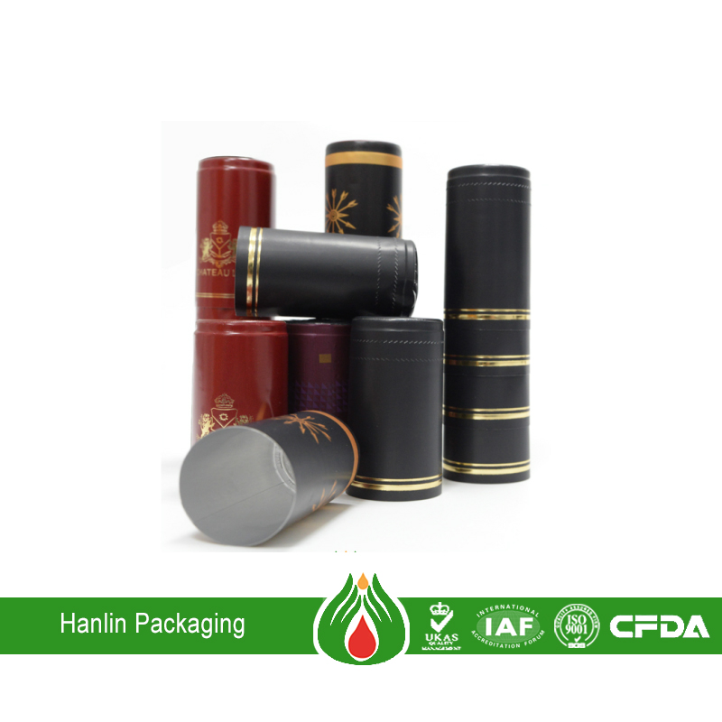 AL/PE/AL composited roll Champagne Capsules Foil for packaging
