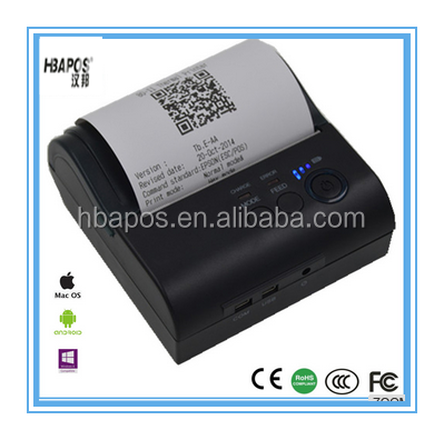 For laptop mobile airprint receipt pos 80 mm mini thermal <strong>printer</strong>
