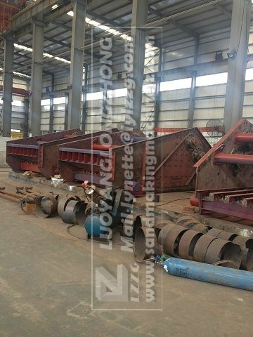 large capacity dewatering screen for sale