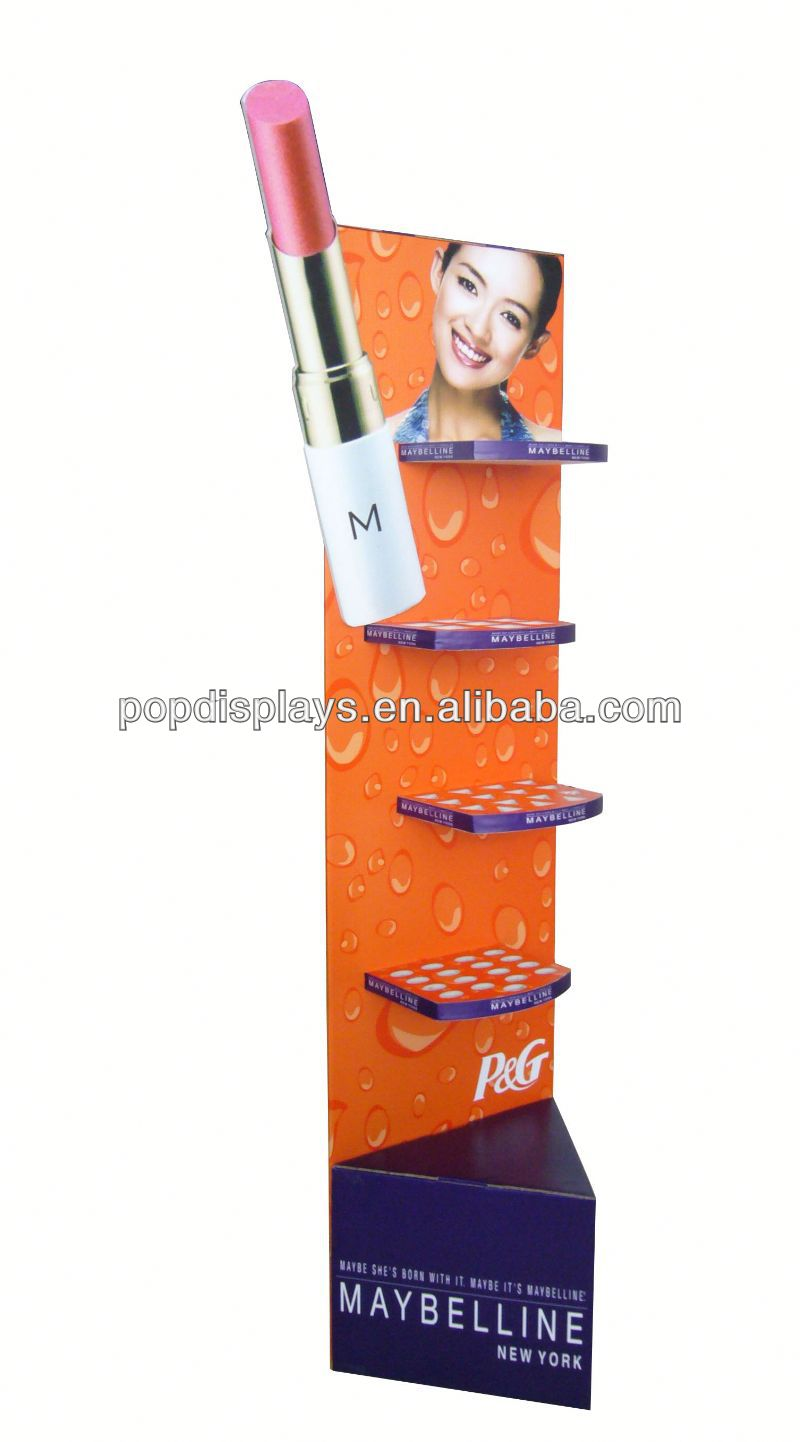 Hot sale retail floor display stand for panadol