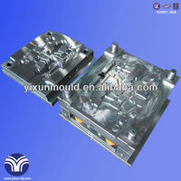 Plastic injection clock cover mould