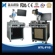 OEM Stainless steel kitchen knife fiber laser marking machine