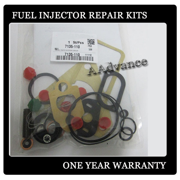Diesel Engine Injection Pump Seal O-ring Rebuild kit 7135-70s (7135-110)