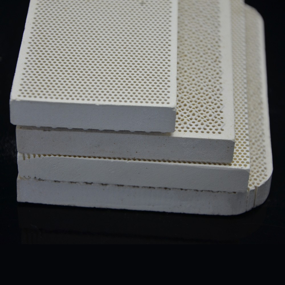 new style refractory ceramic honeycomb heater