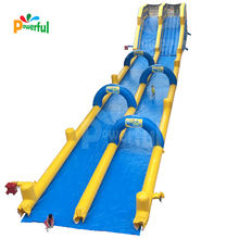 High quality giant inflatable water slip and slide for sale