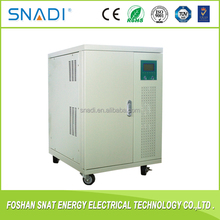 Professional 5kw to 15kw solar power system 3 phase pure sine wave inverter pv inverter for home solar system