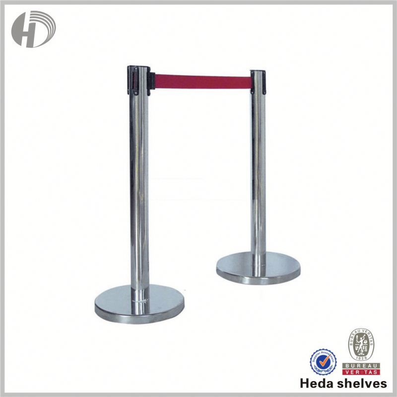 Guangzhou Oem Retractable Belt Queue Barrier