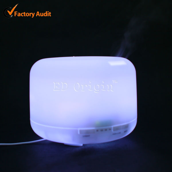 Best Price Scent Oil Diffuser / Automatic Aroma Nebulizer / Spray Mist Maker