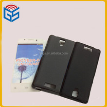 Gel Back Phone Cover For Gionee GN150 Pioneer P4 A65 TPU Matte Pudding Case