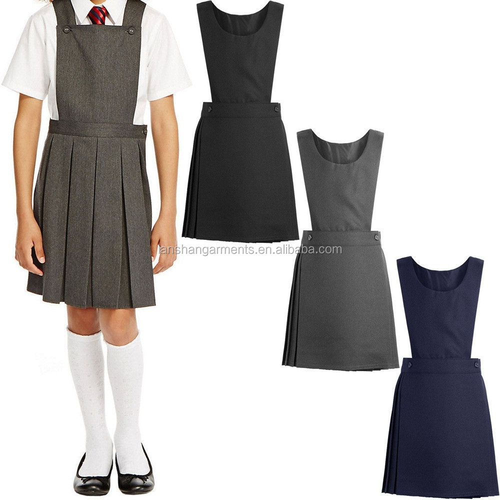 pinafore school uniform