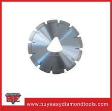 Soft Cut Green Concrete Saw Blade 150mm