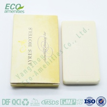 2017 ECO coconut oil laundry bar paper soap sheets