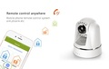 High Protection 3G video call wireless security camera alarm system for home/office