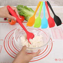 2017 new design Silicone spatula supplier