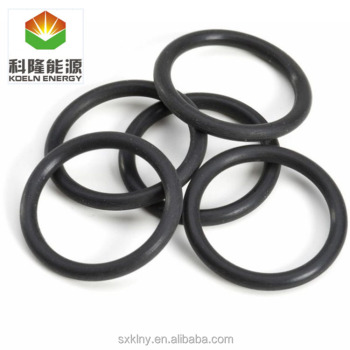 Black Nitrile Rubber Rings