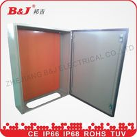 high quality IP66 electricalsheet metal waterproof outdoor electrical distribution box