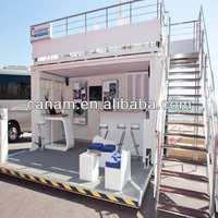 Prefabricated modular container houses,buildings,offices,storages,warehouse 20FT or customized