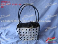 Imitation leather shell lady bag