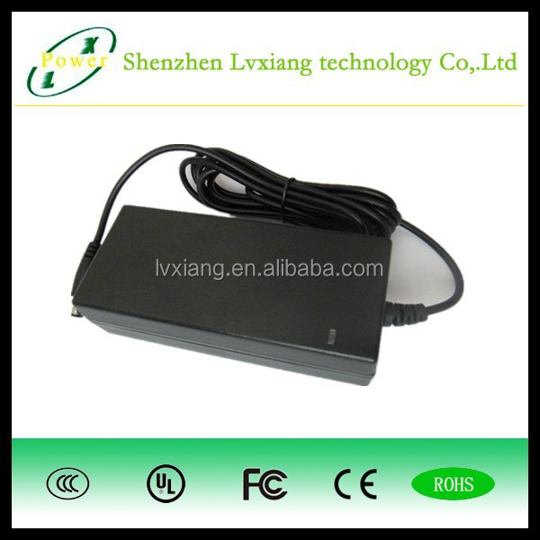 China hot selling switching ac dc adapter CCTV 12V6A ac power adapters