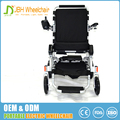 Hight quality PU solid tire light portable electric wheelchair FDA with lithium battery