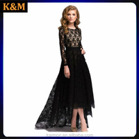 2016 lady fashion dress women fashion dress lady long dress