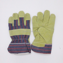 Professional Factory Made Quality-Assured Leather Rigger Gloves