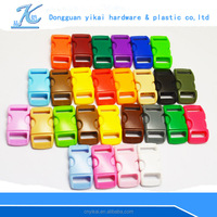 "factory wholesale plastic small buckle,3/8"" small buckle on sale"