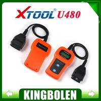 High Quality Universal Memo scanner U480 OBD2 OBDII CAN-BUS With LCD Car Diagnostic tools Fault Code Readers
