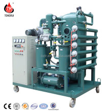 Transformer Oil Regeneration/Decoloring Equipment vacuum purifier