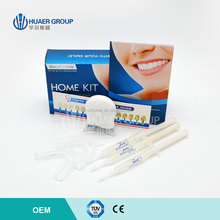 Private logo package Charcoal Teeth Whitening kit