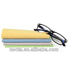 Custom personalized eyeglasses cleaning cloth