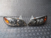 USED JDM Front Xenon HID Headlights OEM for 01-03 30 Cefiro A33 Infiniti Black