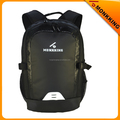 Black PVC tarpaulin High Quality Waterproof bags Day bag Travel Sports School Backpack
