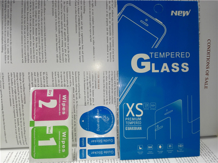 9h Tempered Glass Screen Protector for iphone7 9H Anti-shatter Privacy transparent Film