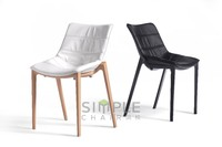 PP Modern cheap plastic side office Chair 301