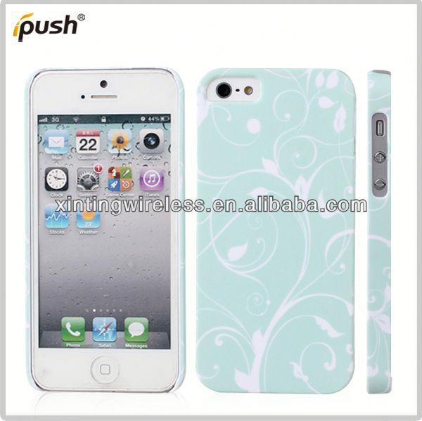 Customs cell phone case hard pc case for iphone5 pc cover for iphone 5 custom made phone cases