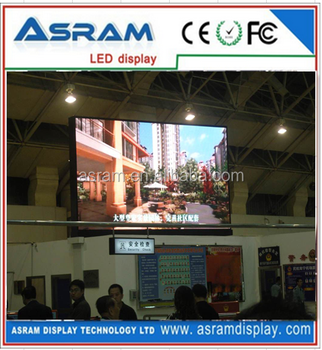 high resolution indoor full color p7.62 SMD indoor advertising full color led billboard panel