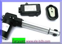 wireless remote control 12v linear actuator