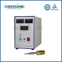 LUIP100 ultrasonic butter emulsion system