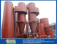 Widely Used Cyclone Dust Collector for Industrial Boiler Flue Treatment