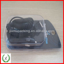 Hot-sale blister packaging for mobile phones charger
