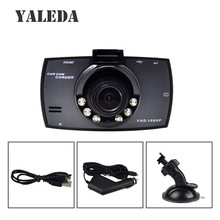 Best Car DVR Camera Video Recorder 1920x1080P 2.7 inch Full HD 170 Degree G-Sensor Night Vision Dash Cam Black Box