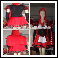 2015 China Supplier Walson Adult Ideas For Halloween little red riding hood costume